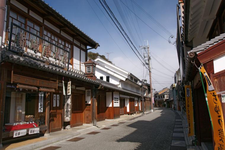 兵庫県・たつの市の名前の由来は?合併と龍野市、たつのと龍野の使い分け